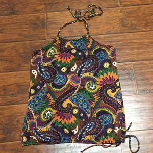 🌻 NWT 6 Degrees Halter Top